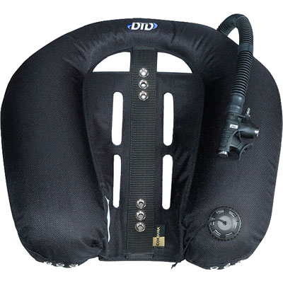 Rebreather wing STREAM 15 CCR