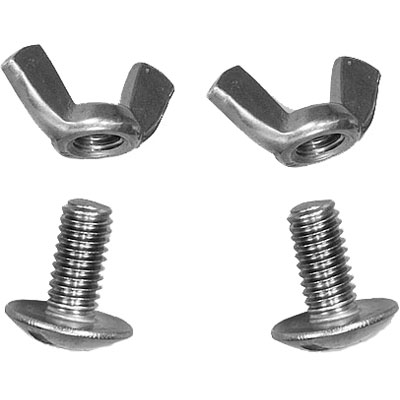 Screw set / Compensator