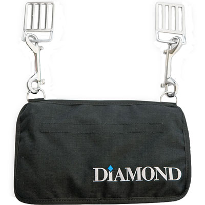 Sidemount DIAMOND tail pocket